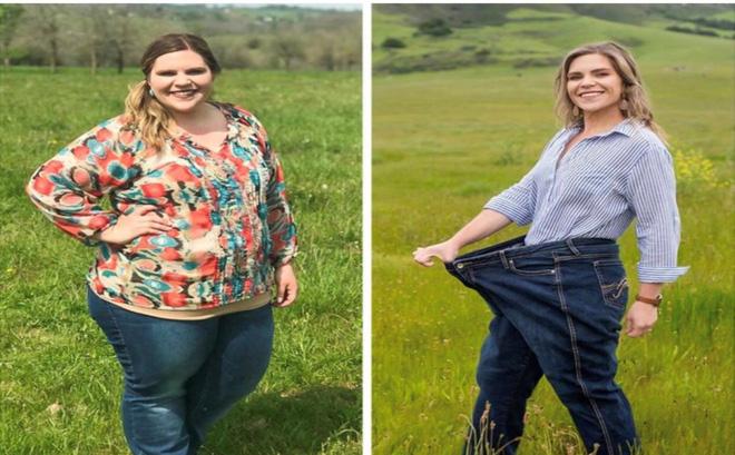 Bước ngoặt cuộc đời: Cô gái giảm 47kg trong 1 năm nhờ vào 5 thói quen hàng ngày