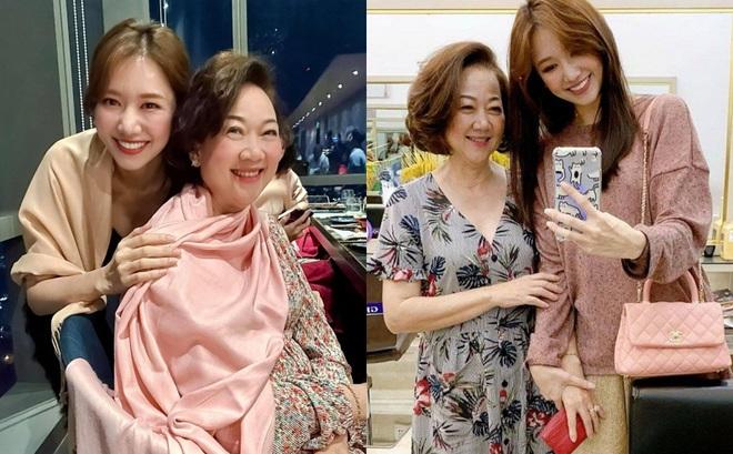 Mối quan hệ của Hari Won và mẹ Trấn Thành sau 4 năm làm dâu