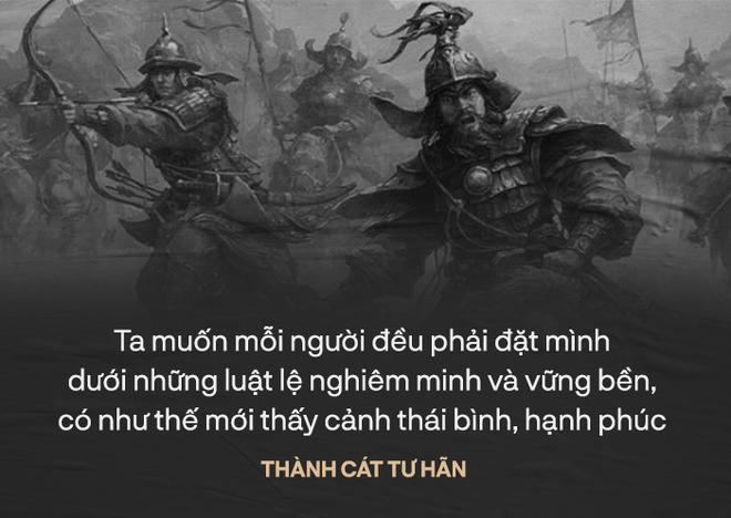 Tinh thần chiến binh tạo nên Đế chế Nguyên Mông hùng mạnh - Ảnh 4.