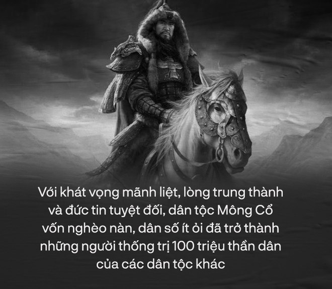 Tinh thần chiến binh tạo nên Đế chế Nguyên Mông hùng mạnh - Ảnh 5.