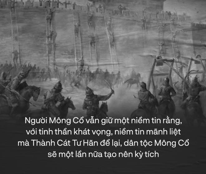 Tinh thần chiến binh tạo nên Đế chế Nguyên Mông hùng mạnh - Ảnh 12.