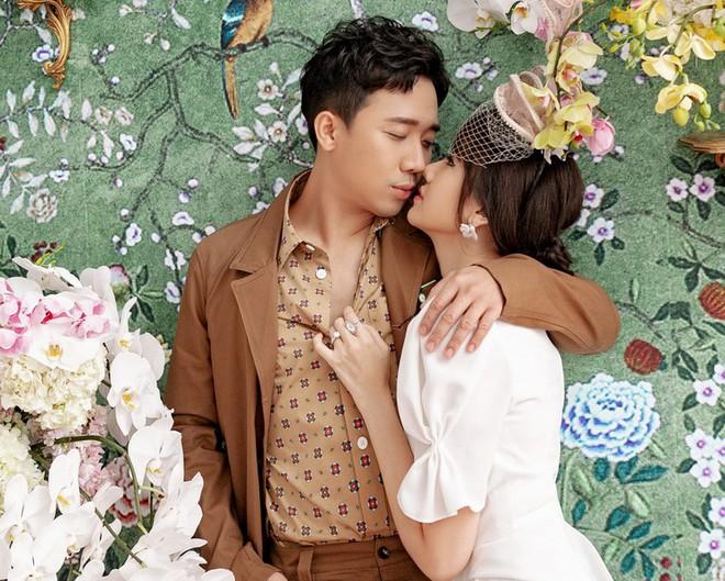Hari Won: Đúng lúc tôi chia tay, Trấn Thành biết tin liền nhào vô luôn - Ảnh 5.