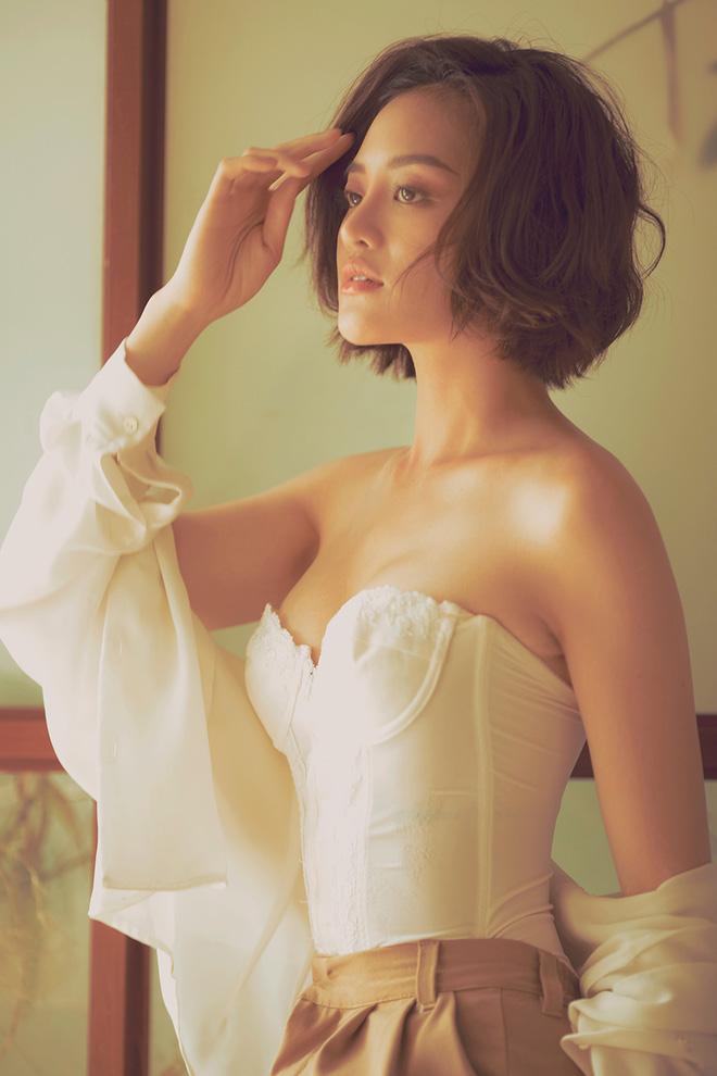 Thùy Anh: 18 tuổi đóng cảnh nude 100% và vai diễn đáng ghét trong Tình yêu và tham vọng - Ảnh 7.