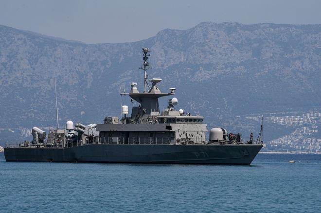 Tranh chấp chủ quyền gay gắt, quả bom mâu thuẫn Thổ Nhĩ Kỳ - Hy Lạp có phát nổ tại Địa Trung Hải? - Ảnh 2.