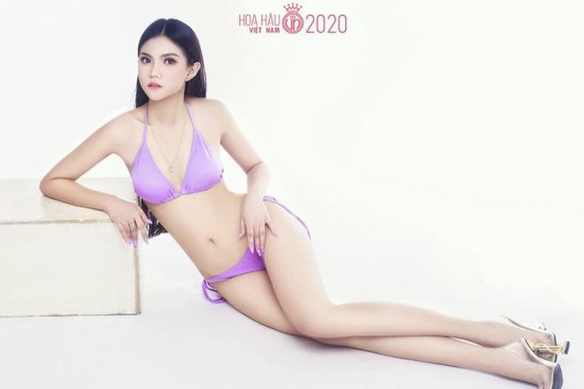 Thí sinh Hoa hậu Việt Nam 2020 khoe dáng cực phẩm với bikini - Ảnh 15.
