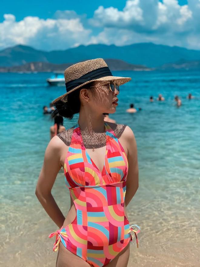 Thí sinh Hoa hậu Việt Nam 2020 khoe dáng cực phẩm với bikini - Ảnh 6.