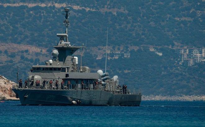 """Tranh chấp chủ quyền gay gắt, """"quả bom"""" mâu thuẫn Thổ Nhĩ Kỳ - Hy Lạp có """"phát nổ"""" tại Địa Trung Hải?"""
