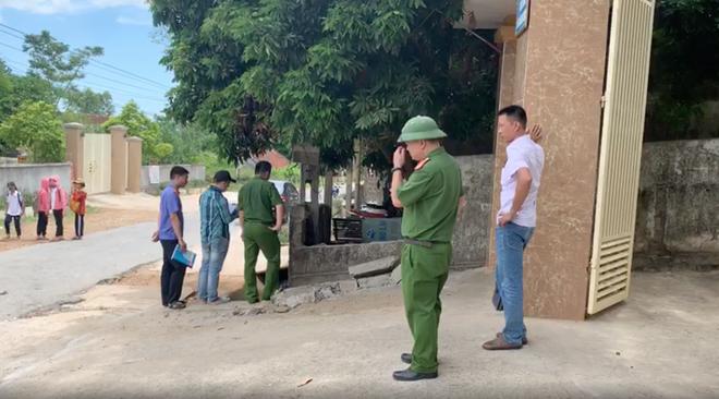 Phòng Giáo dục báo cáo vụ tường đổ sập đè chết học sinh lớp 5 ở Nghệ An - Ảnh 5.