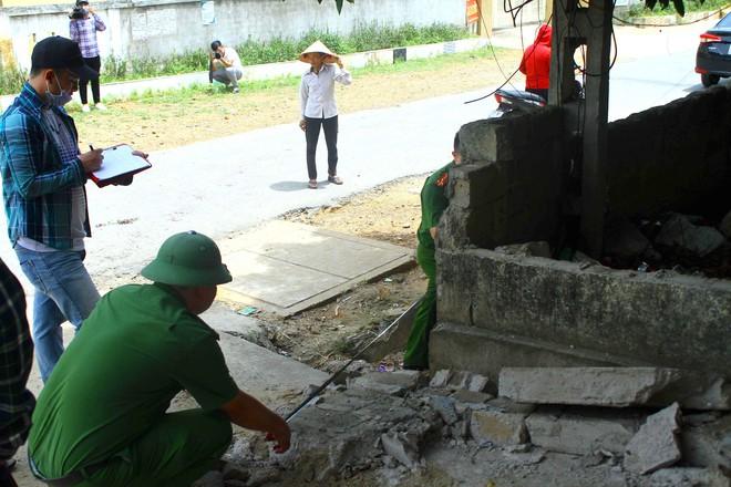 Phòng Giáo dục báo cáo vụ tường đổ sập đè chết học sinh lớp 5 ở Nghệ An - Ảnh 7.
