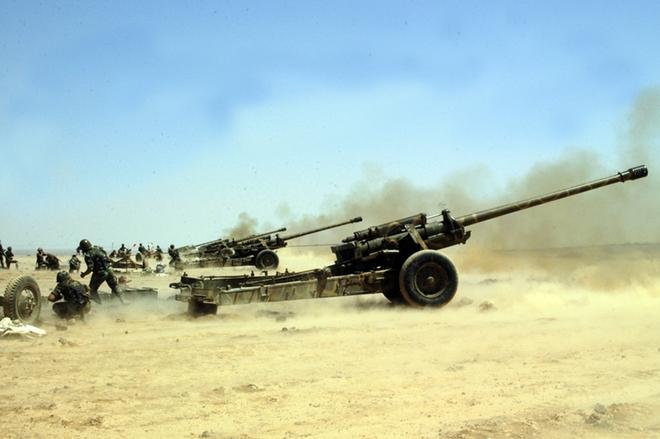 Israel đột kích chớp nhoáng, phòng không Syria giáng trả quyết liệt - Iran ra cảnh báo nóng với Mỹ - Ảnh 2.