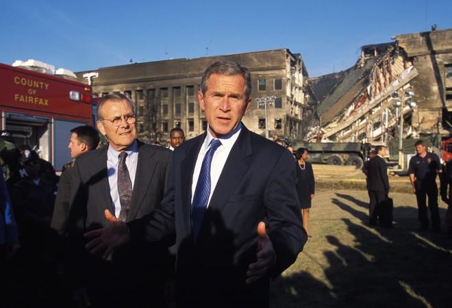 Thiết kế của Lầu Năm Góc đã giúp cứu nhiều sinh mạng trong vụ 11/9 ra sao - Kỳ cuối - ảnh 1