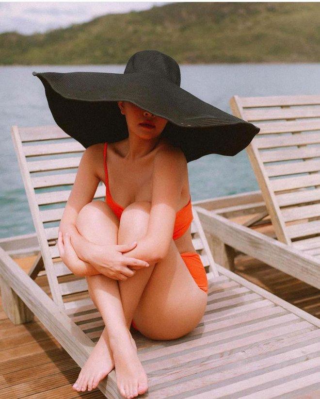 Cận cảnh thân hình nóng bỏng của Phạm Quỳnh Anh sau 2 năm ly hôn - Ảnh 1.