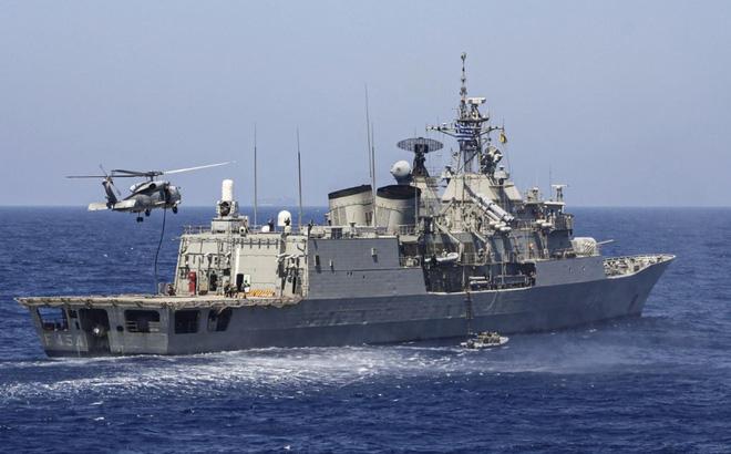 """Địa Trung Hải """"dậy sóng"""", Nga-Thổ gác bỏ mâu thuẫn để đứng cùng chiến tuyến?"""