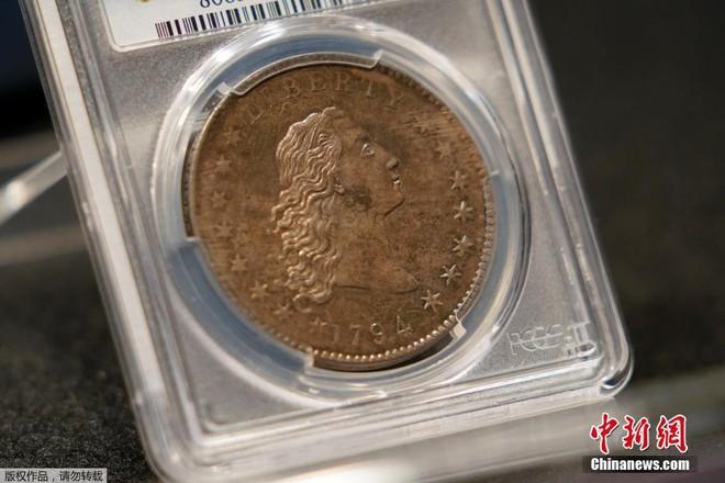 Cận cảnh đồng tiền xu đắt nhất thế giới: Mức giá cũ từng cán mốc... 10 triệu đô la Mỹ - Ảnh 2.