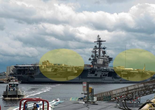 Báo Nga: Chỉ cần một tên lửa để xóa sổ tàu sân bay Mỹ - Đòn tấn công bất ngờ của Moscow - Ảnh 2.