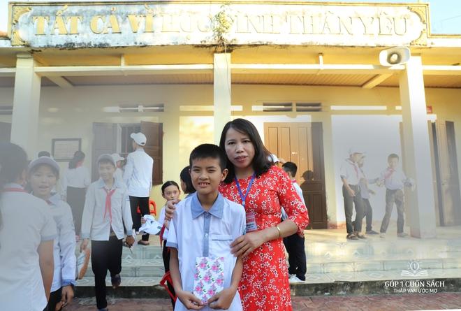 Kêu gọi ủng hộ sách cho 6 trường THCS tại Can Lộc, Hà Tĩnh - Ảnh 4.
