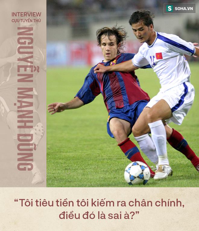 Những cuộc chơi đêm, chiêu dụ dỗ bán độ của các ông trùm qua lời cựu tuyển thủ Việt Nam - Ảnh 5.