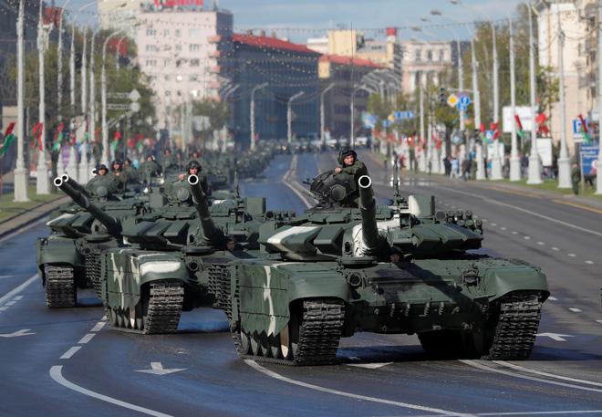 Cảnh báo lạnh người: Thế chiến thứ III giữa Nga và NATO có thể bùng nổ ngay tại Belarus? - Ảnh 5.
