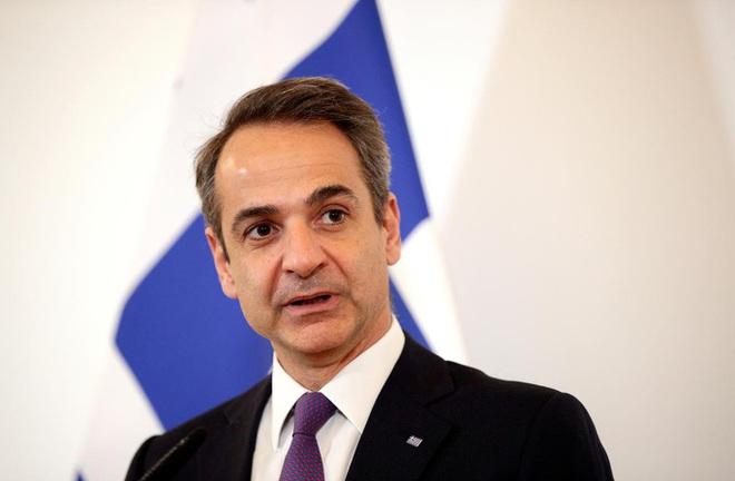 Hy Lạp mua vũ khí rầm rộ đối phó Thổ Nhĩ Kỳ - Ảnh 1.