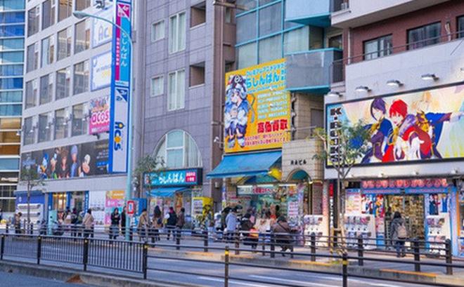 """""""Hồi chuông báo tử'' của những trung tâm thương mại lâu đời ở Nhật Bản"""