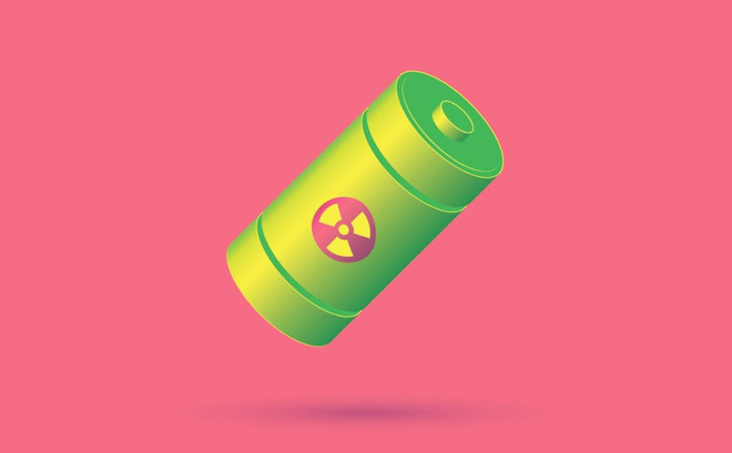 Những chiếc iPhone tương lai có thể hoạt động hàng thế kỷ không cần sạc nhờ pin chạy bằng chất thải hạt nhân