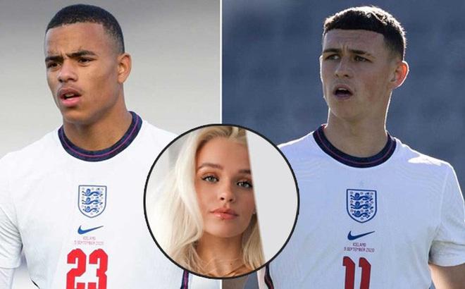 Người mẫu Iceland kể vanh vách 'tình một đêm' với 2 sao trẻ tuyển Anh