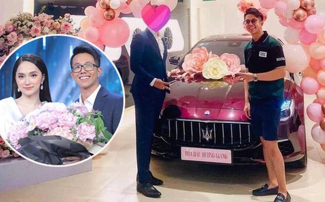 Rò rỉ ảnh Matt Liu đi tậu xế tiền tỷ tặng Hương Giang, còn diện áo nàng mua cho mới chịu: Bạn trai nhà người ta đây rồi!