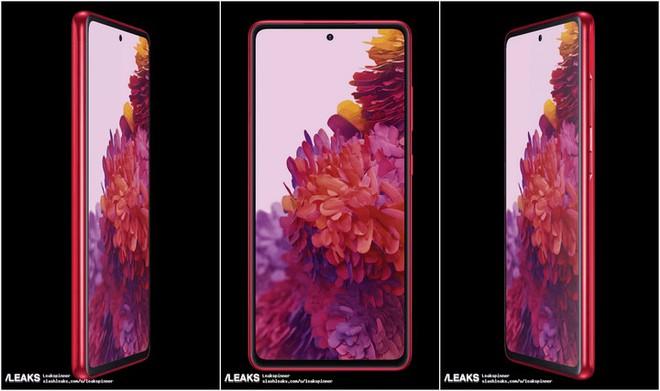 Hé lộ loạt hình ảnh chất lượng cao về phiên bản Galaxy S20 Fan Edition - Ảnh 3.