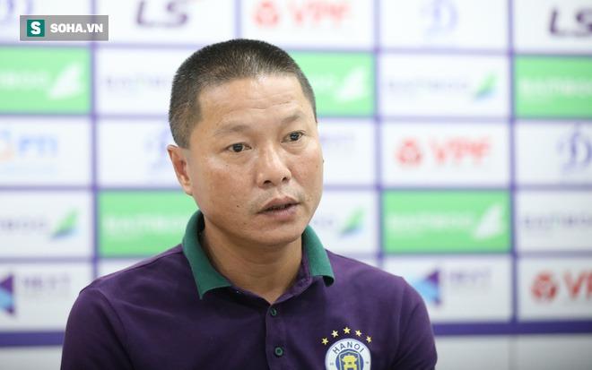 HLV Hà Nội FC: Không có Công Phượng, biết đâu TP.HCM lại chơi hay hơn - Ảnh 1.