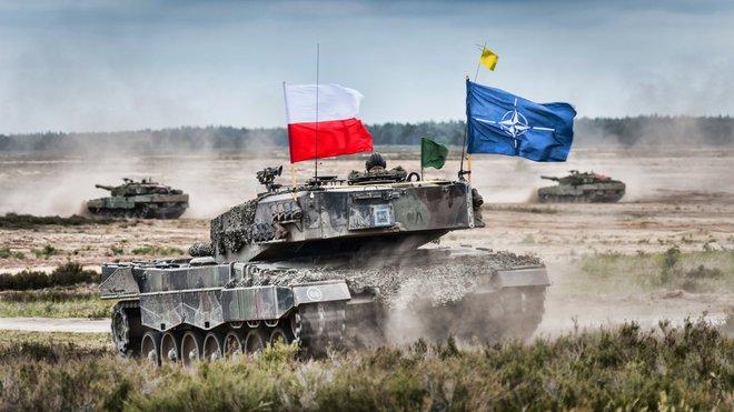 Vai trò của Belarus trong giằng co chiến lược Nga-NATO - Ảnh 1.