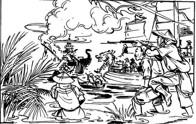 Vị hoàng đế trực tiếp tạo ra những trận đánh muôn đời oai linh, thử ý Càn Long nhằm mở mang bờ cõi - Ảnh 6.