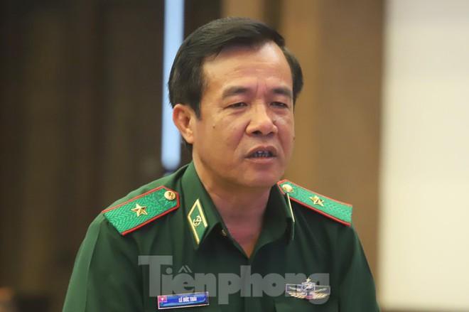 Hành trình binh nghiệp của tân Tư lệnh Bộ đội Biên phòng Lê Đức Thái - Ảnh 1.