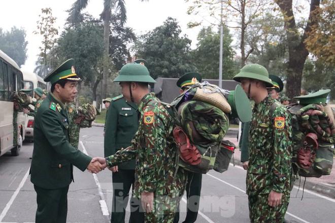 Hành trình binh nghiệp của tân Tư lệnh Bộ đội Biên phòng Lê Đức Thái - Ảnh 3.