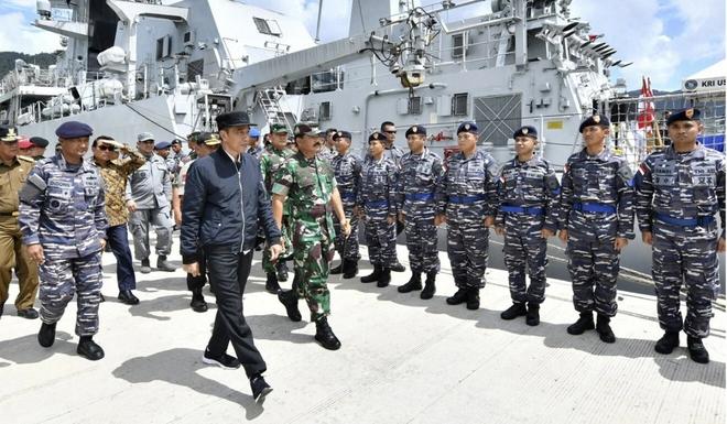 Hành động của Indonesia có đủ cứng rắn để răn đe Trung Quốc ở Biển Đông? - Ảnh 4.