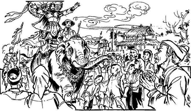 Vị hoàng đế trực tiếp tạo ra những trận đánh muôn đời oai linh, thử ý Càn Long nhằm mở mang bờ cõi - Ảnh 8.