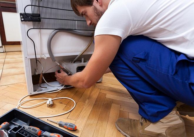 Mách bạn cách khắc phục tủ lạnh bị chảy nước - Ảnh 4.
