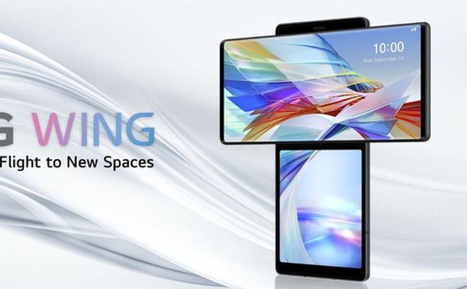 LG ra mắt điện thoại màn hình xoay, có thể sử dụng như Gimbal