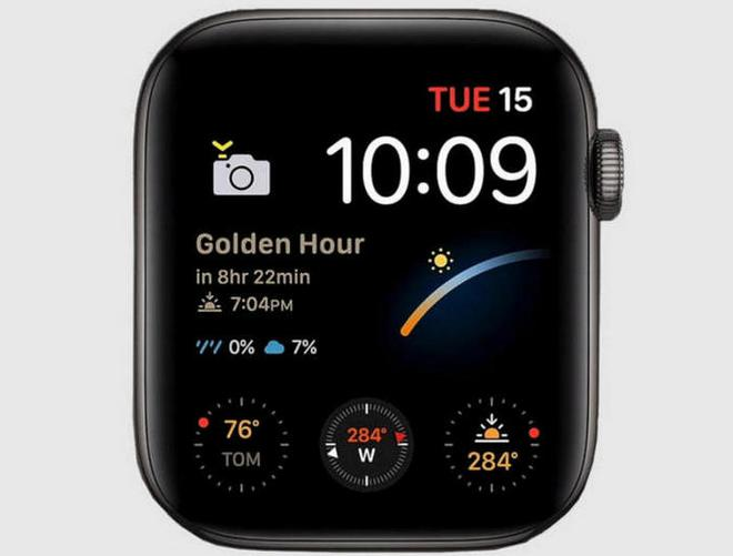 Apple Watch Series 6 trang bị tính năng mới, giúp thông báo giờ vàng cho các nhiếp ảnh gia - Ảnh 3.