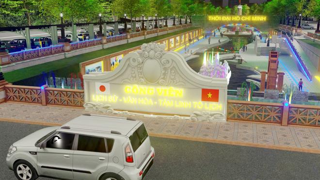 """Đề xuất phương án biến sông Tô Lịch trở thành """"Công viên Lịch sử - Văn hoá - Tâm linh"""" - Ảnh 1."""