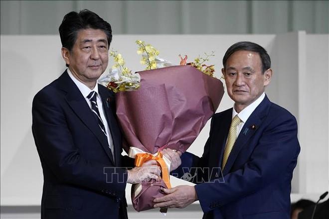 Tân Thủ tướng Nhật Bản Yoshihide Suga - Sứ mệnh 'vượt qua thách thức' - ảnh 1