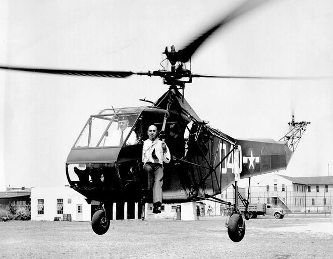 Igor Sikorsky: Thiên tài người Nga thiết kế máy bay cho Tổng thống Mỹ - Ảnh 4.