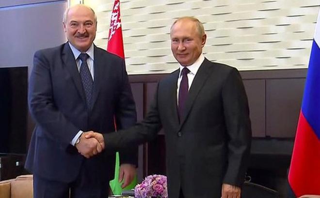Lựa chọn khó cho ông Putin về Belarus