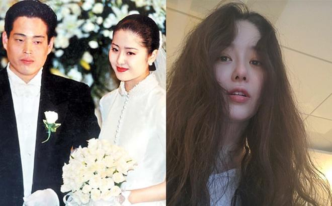 Á hậu Hàn Quốc bị đối xử tệ bạc khi làm dâu gia tộc Samsung ra sao ở tuổi U50?