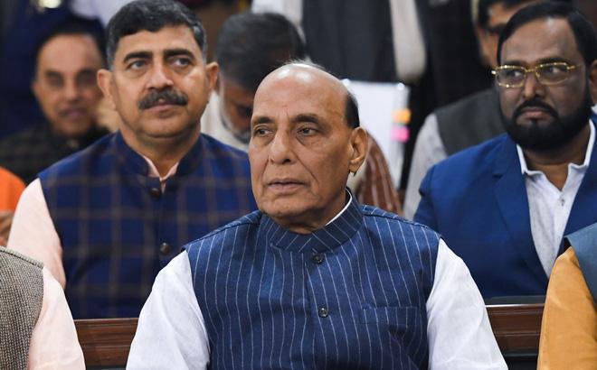"""Bộ trưởng Quốc phòng Ấn Độ: Căng thẳng biên giới Trung-Ấn là """"nghiêm trọng"""""""