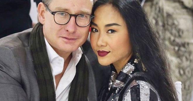 Đoan Trang tiết lộ chuyện sống chung với chồng Tây - Ảnh 4.