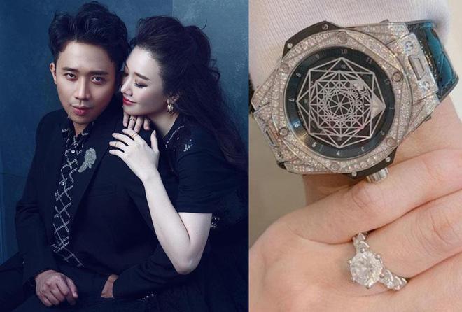 Hari Won: Trấn Thành nói đồng hồ anh ấy mua giá 1 tỷ, tôi phải sửa lại ngay là 958 triệu thôi - Ảnh 3.