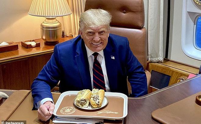 """Sự thật về món ăn giống bánh mì Việt Nam """"gây bão"""" MXH của ông Trump: Dân Mỹ cũng tranh luận rôm rả"""