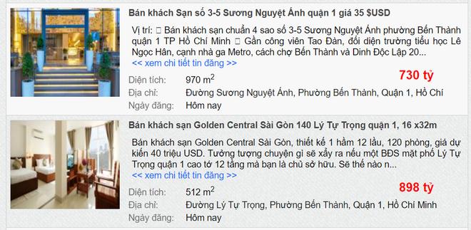 Khách sạn 4 sao có hồ bơi, view ngắm cảnh đêm Sài Gòn được rao bán với giá bất ngờ - Ảnh 7.