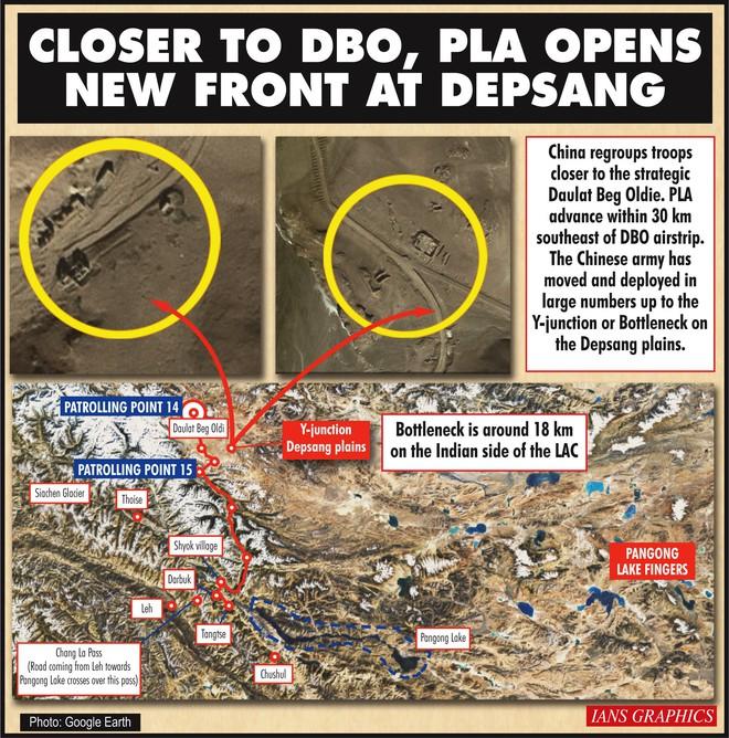Báo Ấn: Nghi binh ở Hồ Pangong Tso, Trung Quốc sắp nuốt trọn vị trí chiến lược ở Ladakh? - Ảnh 6.