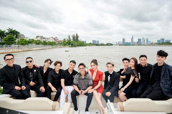 Hương Giang công khai ảnh hôn Matt Liu nhưng Hoà Minzy chiếm sóng vì hành động này - Ảnh 5.